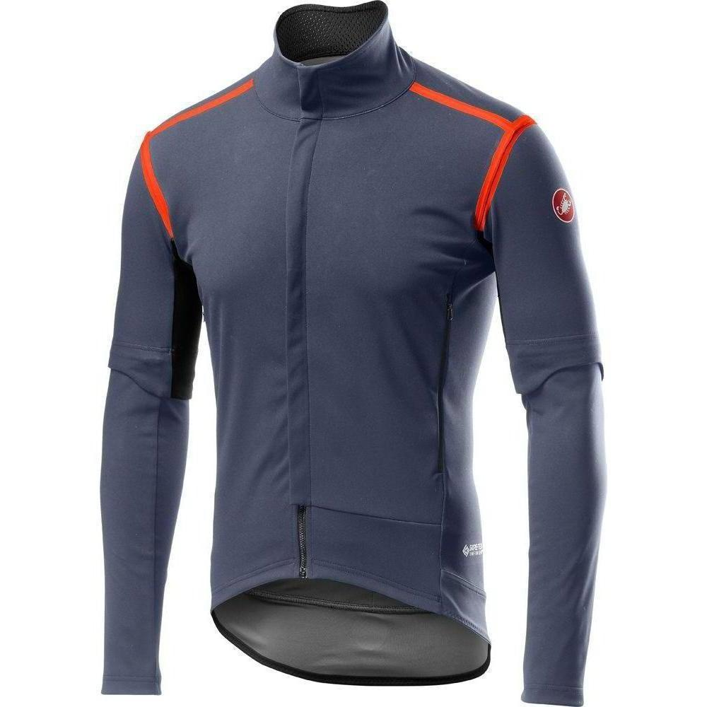 Castelli-Castelli Perfetto RoS Convertible Jacket-Dark Steel Blue-S-CS195010702-saddleback-elite-performance-cycling
