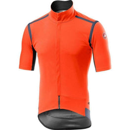 Castelli-Castelli Gabba RoS Short Sleeve Jersey-Orange-S-CS195020342-saddleback-elite-performance-cycling