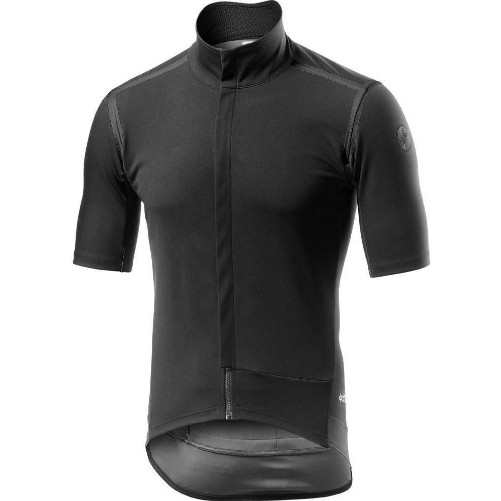 Castelli-Castelli Gabba RoS Short Sleeve Jersey Black Out Edition-Black Out-S-CS195027102-saddleback-elite-performance-cycling