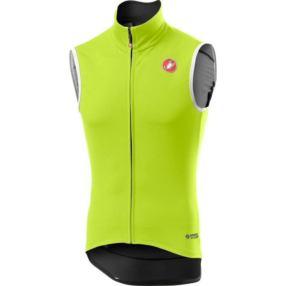 Castelli-Castelli Perfetto RoS Vest-Yellow Fluo-S-CS195040322-saddleback-elite-performance-cycling
