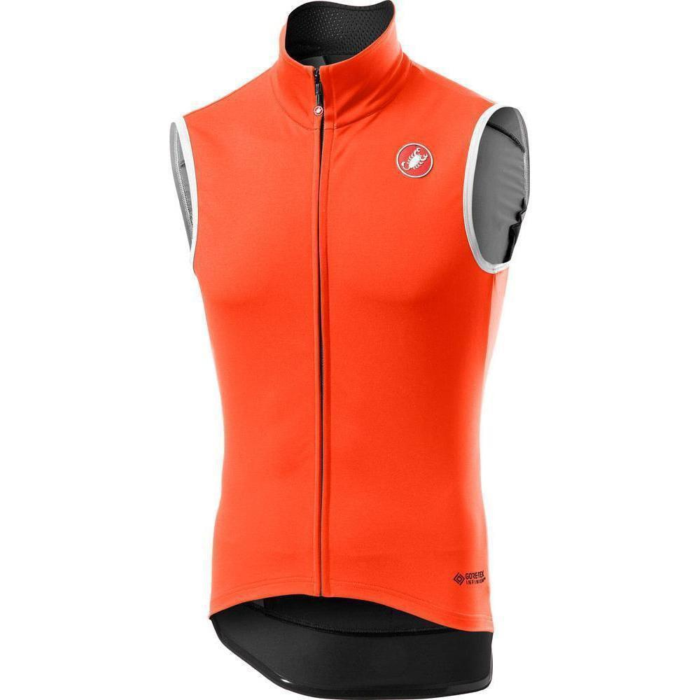 Castelli-Castelli Perfetto RoS Vest-Orange-S-CS195040342-saddleback-elite-performance-cycling