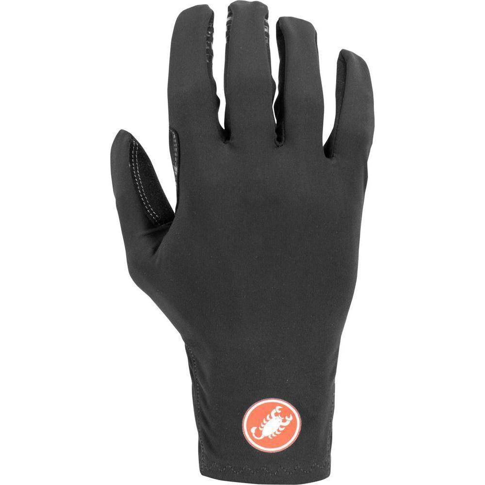 Castelli-Castelli Lightness 2 Gloves-Black-XS-CS195230101-saddleback-elite-performance-cycling