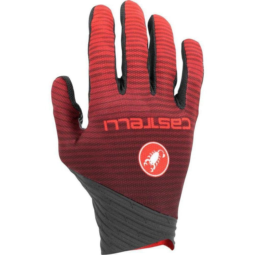 Castelli-Castelli CW 6.1 Cross Gloves-Red-XS-CS195240231-saddleback-elite-performance-cycling