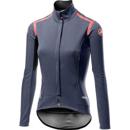Castelli-Castelli Perfetto RoS Long Sleeve Women's Jacket-Dark Steel Blue-XS-CS195350701-saddleback-elite-performance-cycling