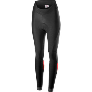 Castelli-Castelli Velocissima Tights-Black/Red-XS-CS195452311-saddleback-elite-performance-cycling