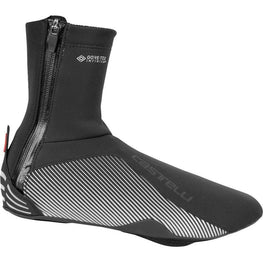 Castelli-Castelli Dinamica Women's Shoe Covers-Black-S-CS195500102-saddleback-elite-performance-cycling