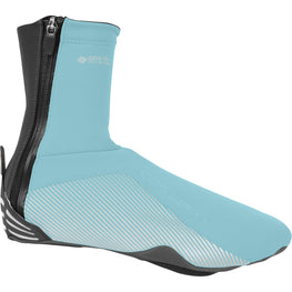 Castelli-Castelli Dinamica Women's Shoe Covers-Celeste-S-CS195504792-saddleback-elite-performance-cycling
