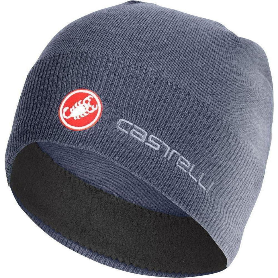Castelli-Castelli GPM Beanie-Dark Steel Blue-UNI-CS195540708-saddleback-elite-performance-cycling