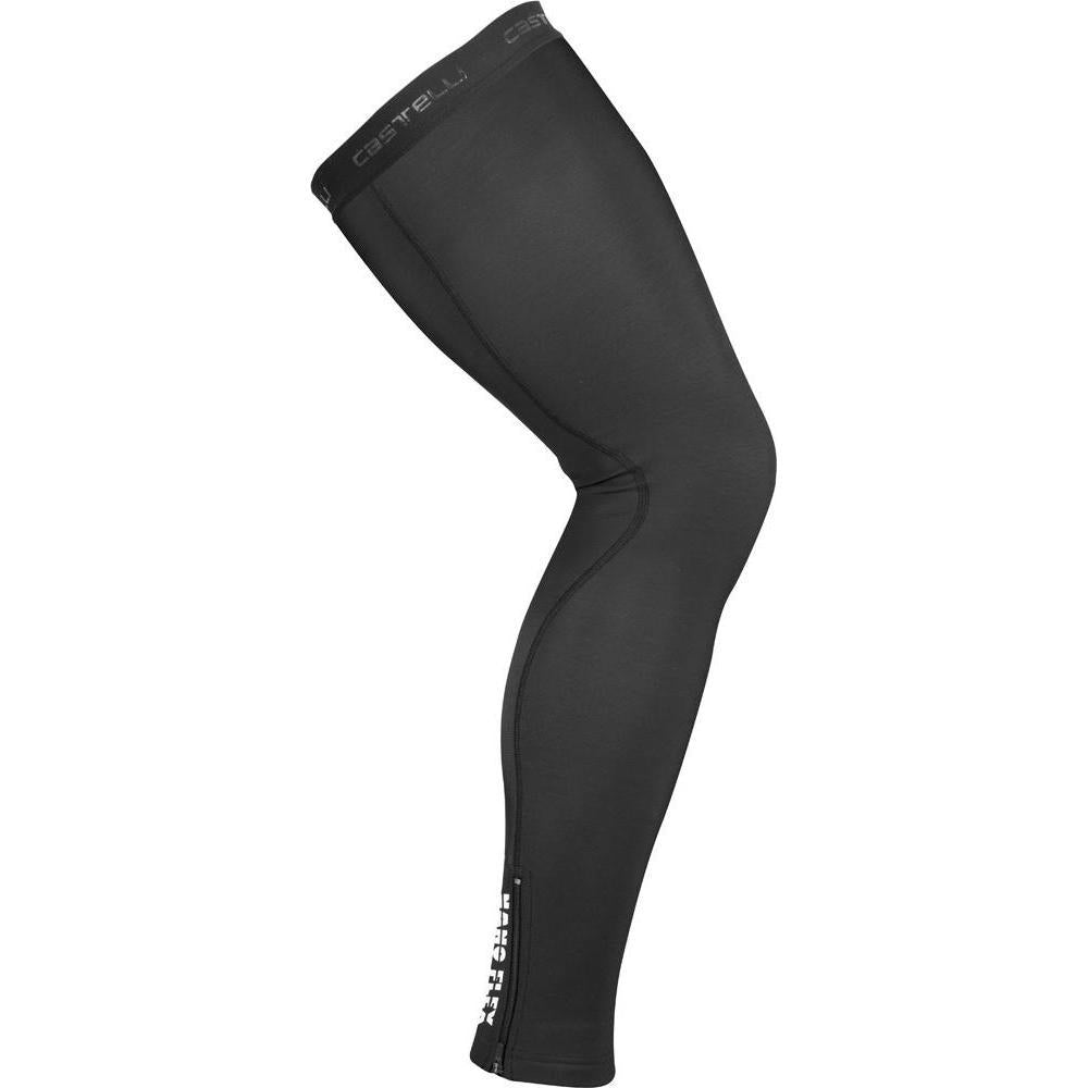 Castelli-Castelli Nano Flex 3G Leg Warmers-Black-S-CS195770102-saddleback-elite-performance-cycling