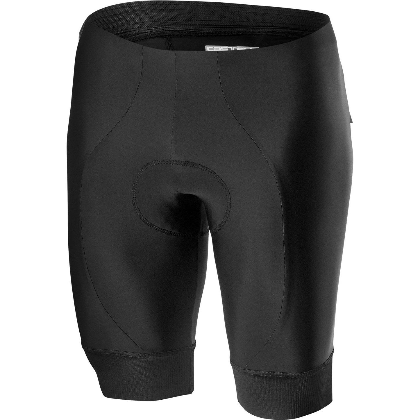 Castelli-Castelli Entrata Short-Black-S-CS200090102-saddleback-elite-performance-cycling