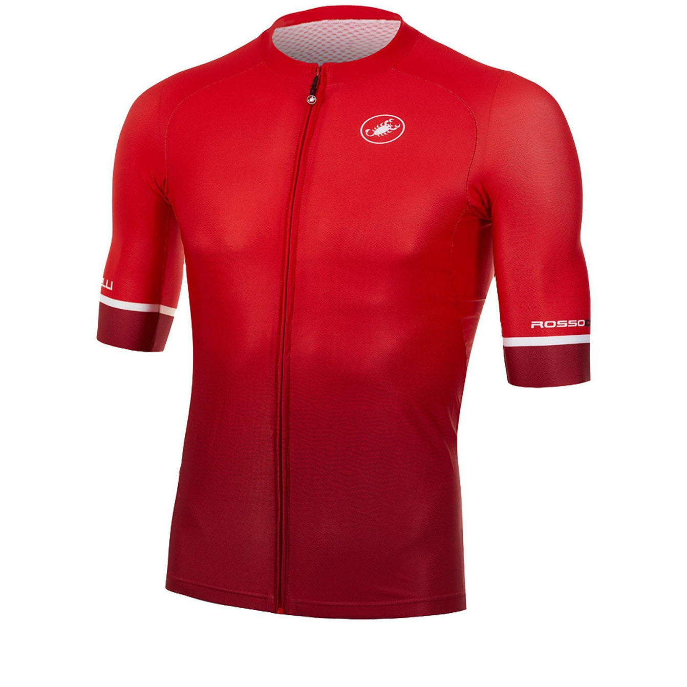 Castelli-Castelli Aero Race 6.0 Jersey-Red-S-CS45200110232-saddleback-elite-performance-cycling