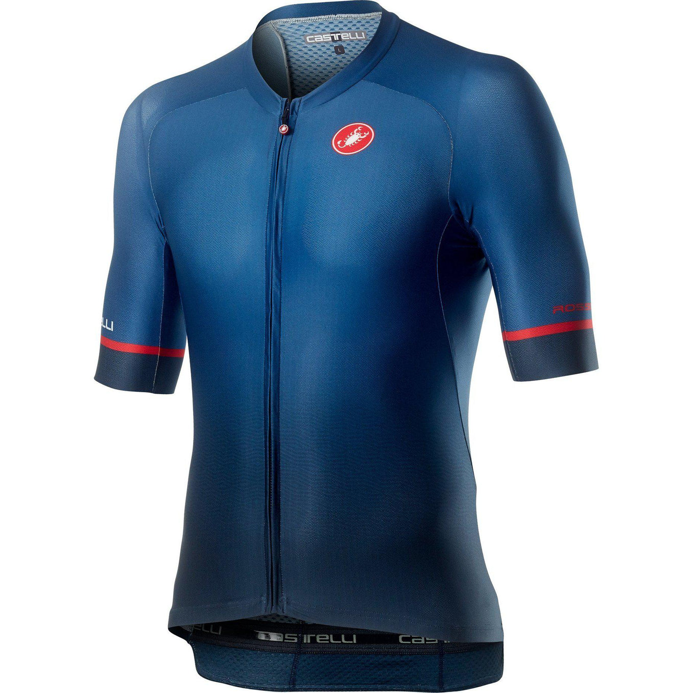 Castelli-Castelli Aero Race 6.0 Jersey-Dark Infinity Blue-XS-CS200110411-saddleback-elite-performance-cycling