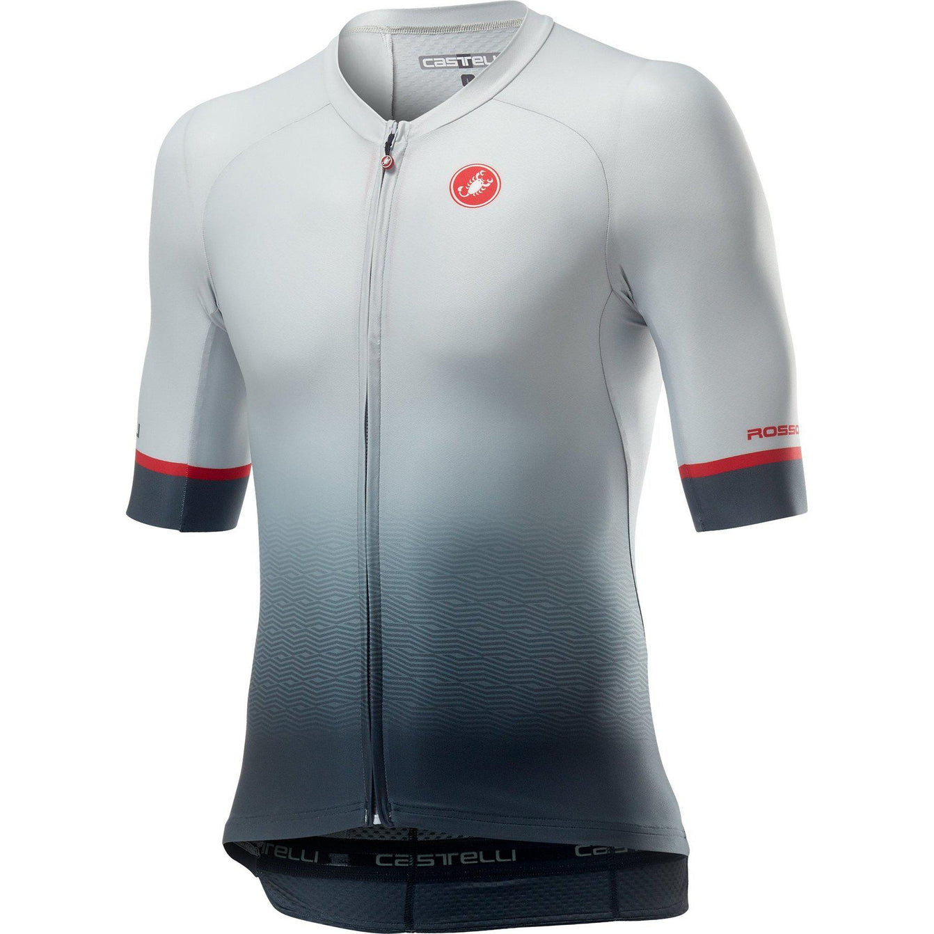 Castelli-Castelli Aero Race 6.0 Jersey-Silver Gray-XS-CS200118701-saddleback-elite-performance-cycling