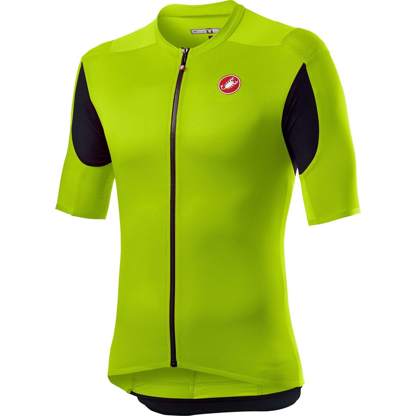 Castelli-Castelli Superleggera 2 Jersey-Chartreuse-XS-CS200173841-saddleback-elite-performance-cycling