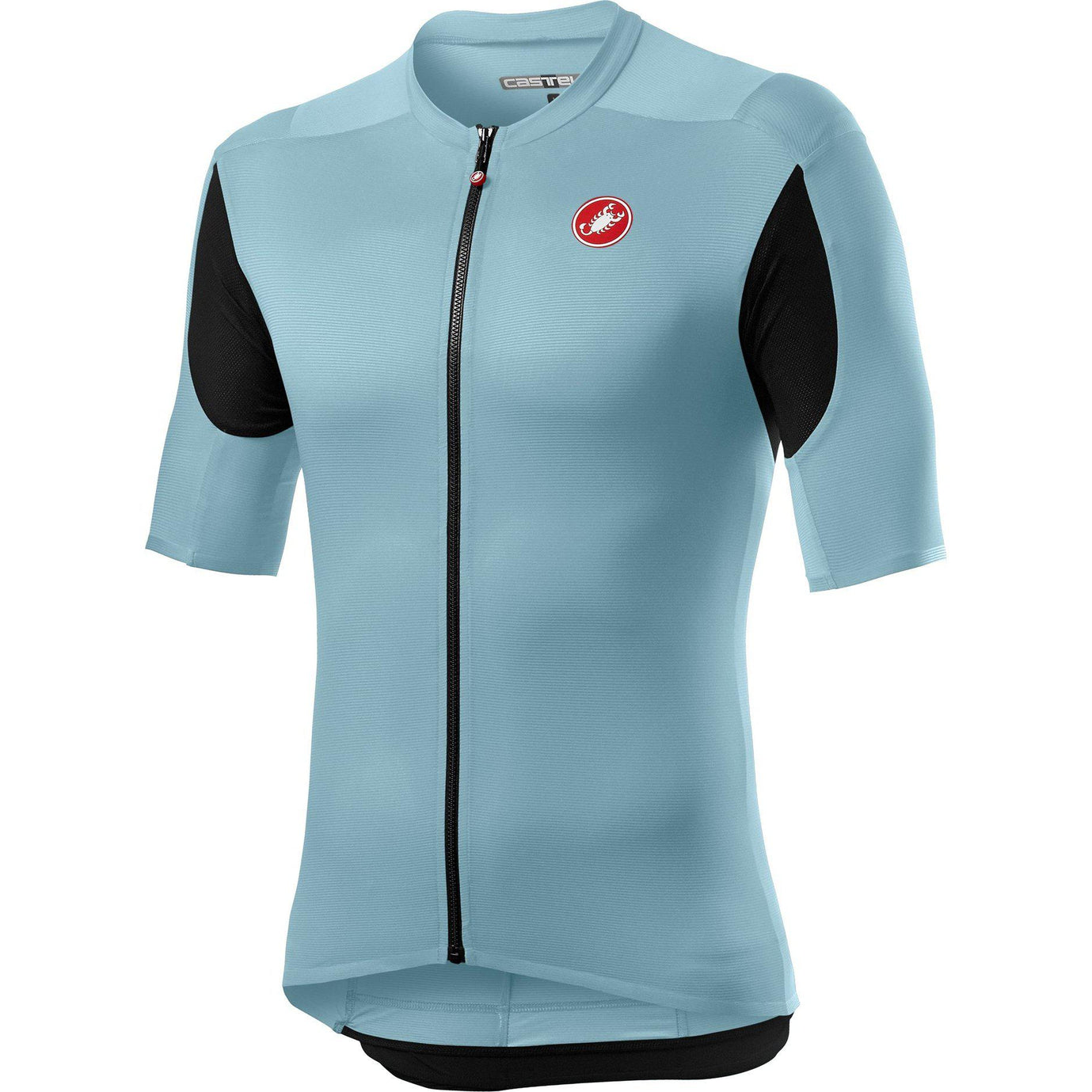 Castelli-Castelli Superleggera 2 Jersey-Vortex Gray-XS-CS200178601-saddleback-elite-performance-cycling