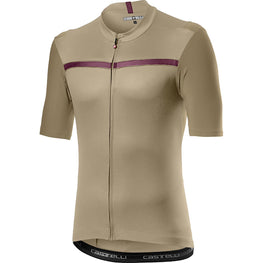 Castelli-Castelli Unlimited Jersey-Dark Sand/Bordeaux-XS-CS200231401-saddleback-elite-performance-cycling