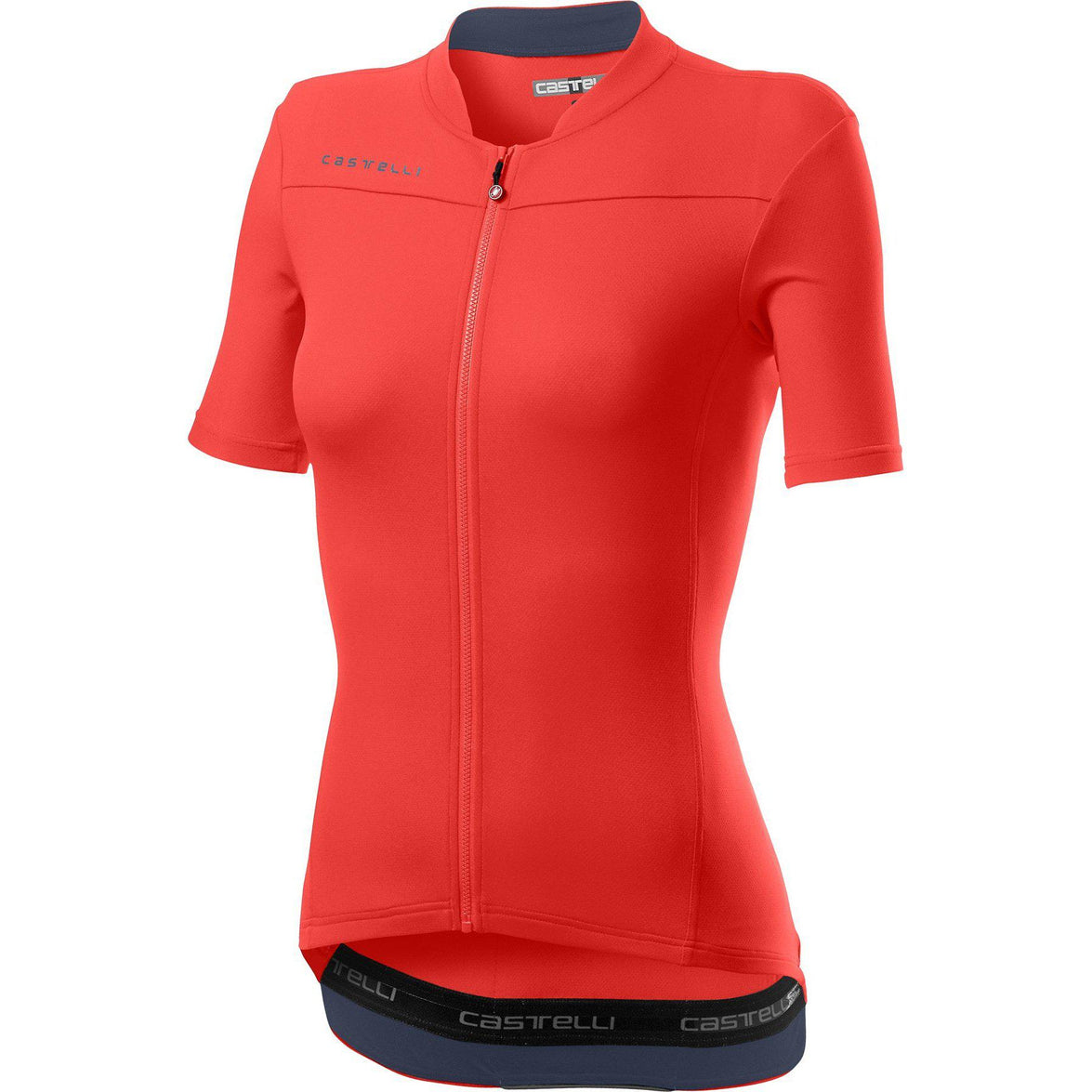 Castelli-Castelli Anima 3 Jersey-Brilliant Pink/Dark Steel Blue-XS-CS200682881-saddleback-elite-performance-cycling