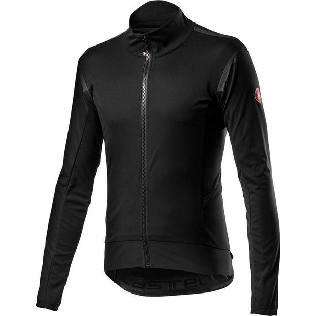 Castelli-Castelli Alpha RoS 2 Light Jacket-Light Black-S-CS205030852-saddleback-elite-performance-cycling