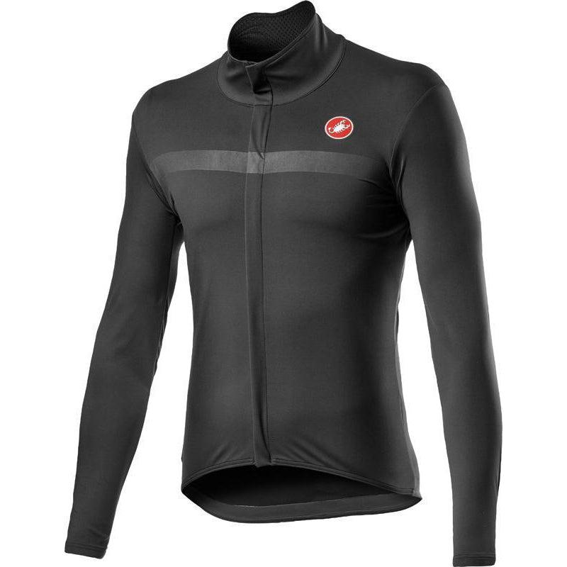 Castelli-Castelli Goccia Jacket-Dark Gray-S-CS205110302-saddleback-elite-performance-cycling