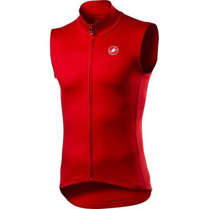 Castelli-Castelli Pro Thermal Mid Vest-Red-S-CS205130232-saddleback-elite-performance-cycling
