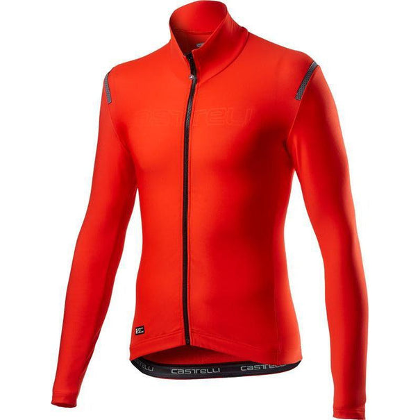 Castelli-Castelli Tutto Nano RoS Jersey-Fiery Red-XS-CS205156561-saddleback-elite-performance-cycling