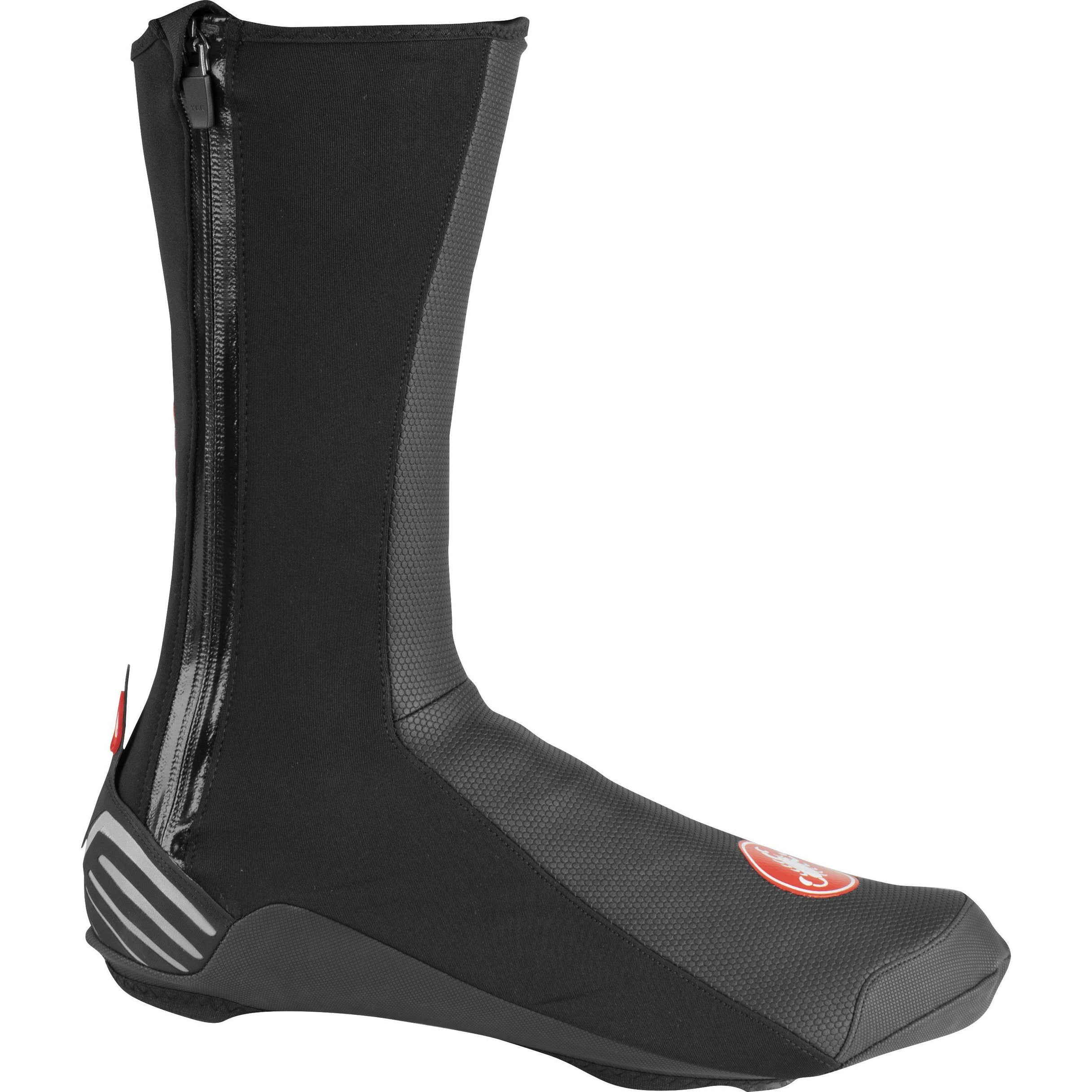 Castelli-Castelli RoS 2 Shoecover-Black-S-CS205350102-saddleback-elite-performance-cycling