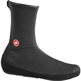 Castelli-Castelli Diluvio UL Shoe Covers-Black/Black-S/M-CS2053711009-saddleback-elite-performance-cycling