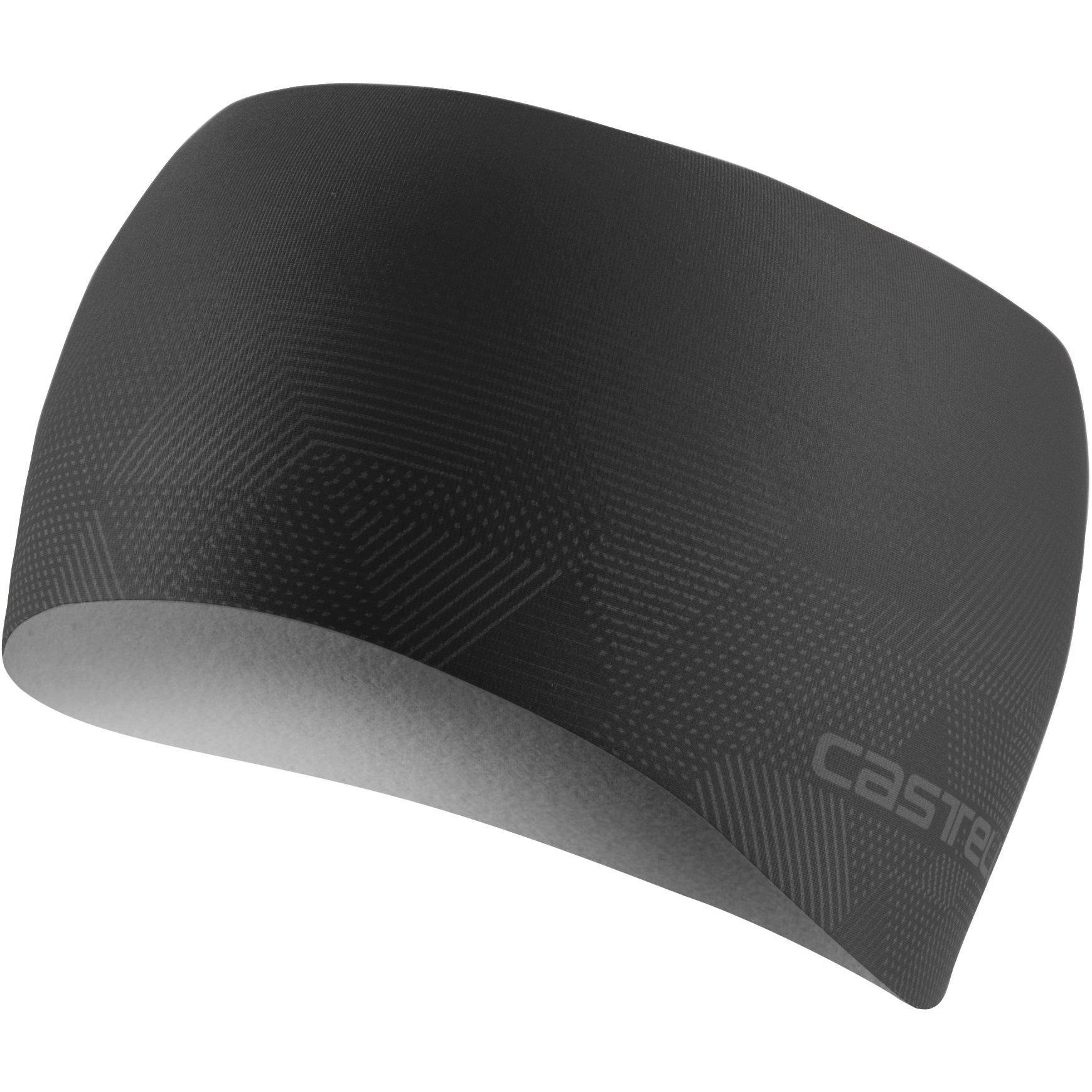 Castelli-Castelli Pro Thermal Headband-Light Black-UNI-CS205460858-saddleback-elite-performance-cycling
