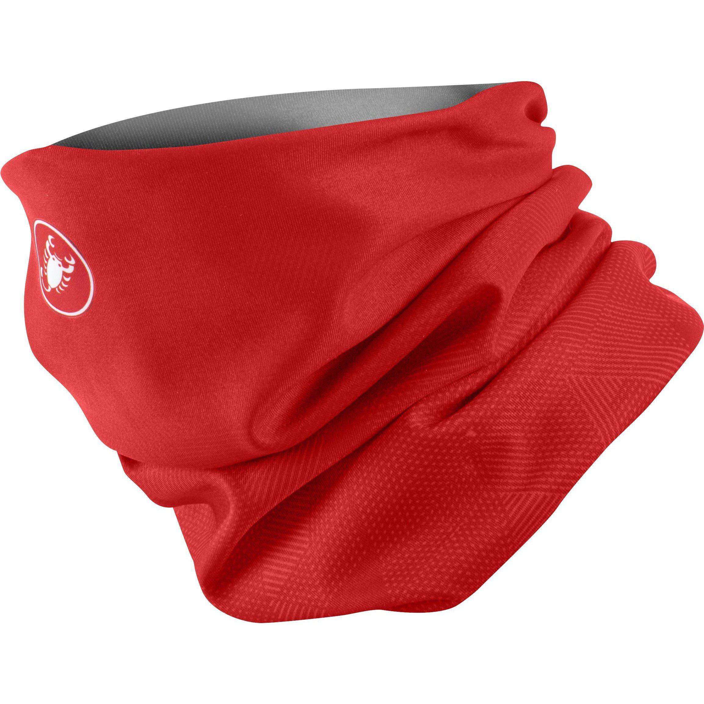 Castelli-Castelli Pro Thermal Head Thingy-Red-UNI-CS205490238-saddleback-elite-performance-cycling