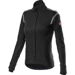 Castelli-Castelli Alpha RoS 2 Women's Jacket-Light Black-XS-CS205530851-saddleback-elite-performance-cycling