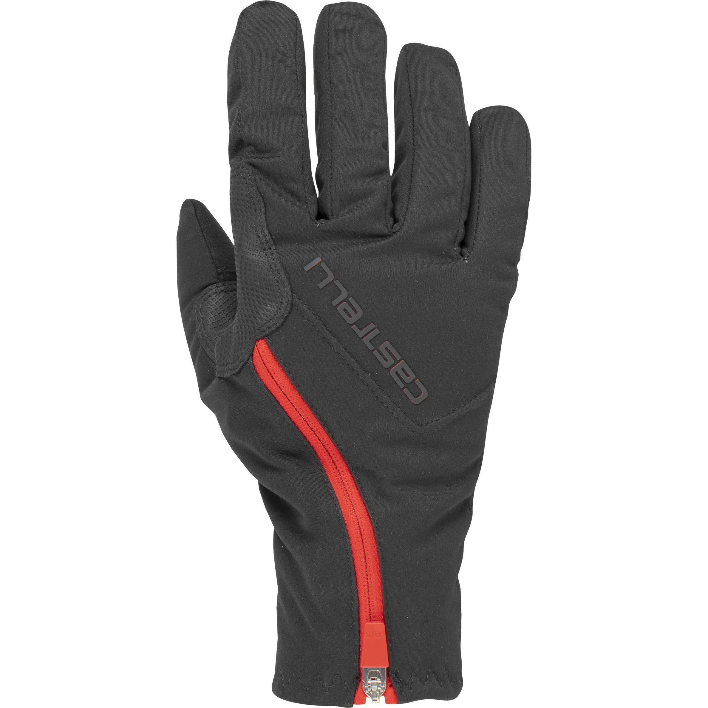 Castelli-Castelli Spettacolo RoS Women's Gloves-Black-XS-CS205680101-saddleback-elite-performance-cycling