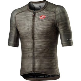 Castelli-Castelli Climber's 3.0 SL Jersey-Bark Green-XS-CS210123641-saddleback-elite-performance-cycling