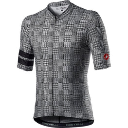 Castelli-Castelli Maison Jersey-Black/White-XS-CS210171011-saddleback-elite-performance-cycling