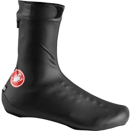 Castelli-Castelli Pioggerella Shoe Covers-Black-S-CS210250102-saddleback-elite-performance-cycling