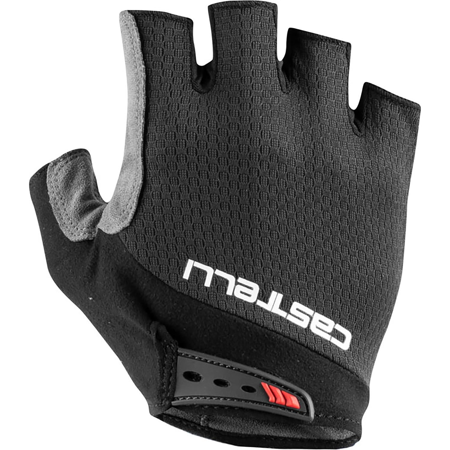 Castelli-Castelli Entrata V Gloves-Light Black-XS-CS210750851-saddleback-elite-performance-cycling