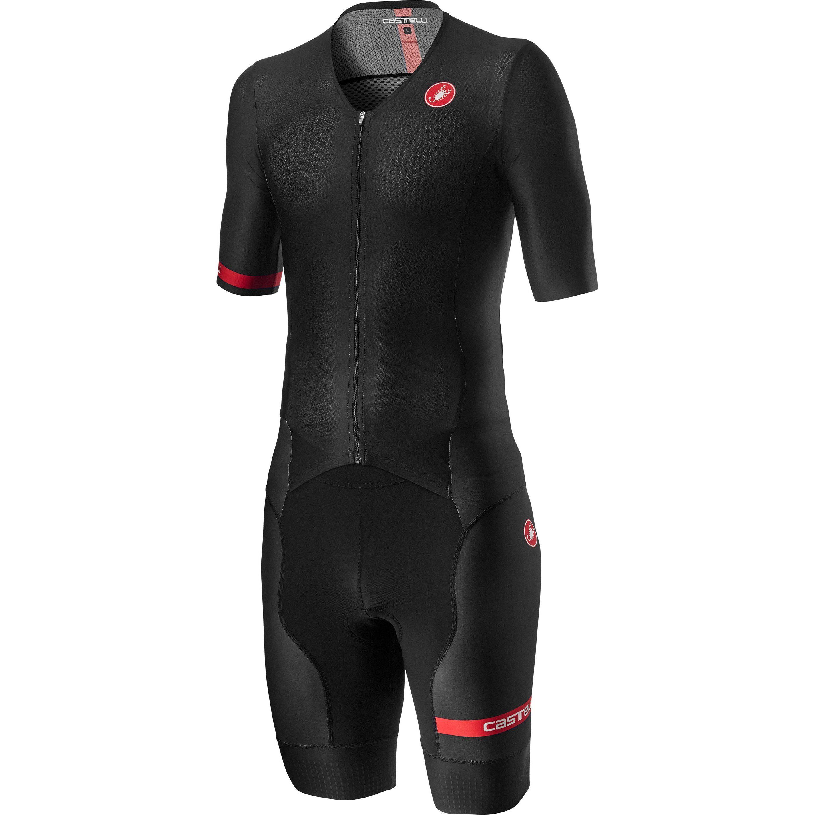 Castelli-Castelli Free Sanremo 2 Suit Short Sleeve-Black-S-CS200920102-saddleback-elite-performance-cycling