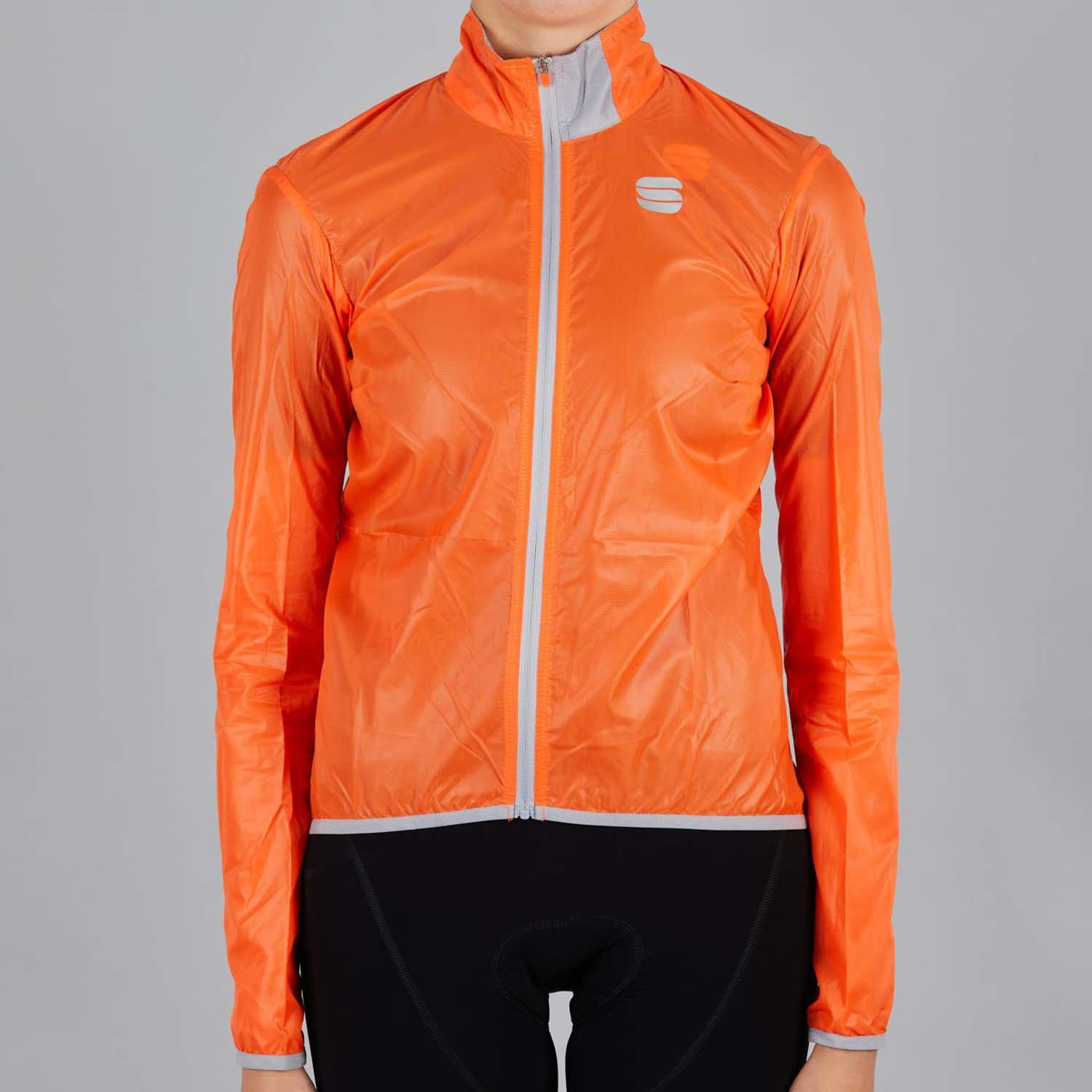 Sportful-Sportful Hot Pack Easylight Women's Jacket-Orange SDR-XS-SF020288501-saddleback-elite-performance-cycling
