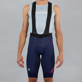 Sportful-Sportful Fiandre NoRain Pro Bib Shorts-Blue-S-SF195050132-saddleback-elite-performance-cycling