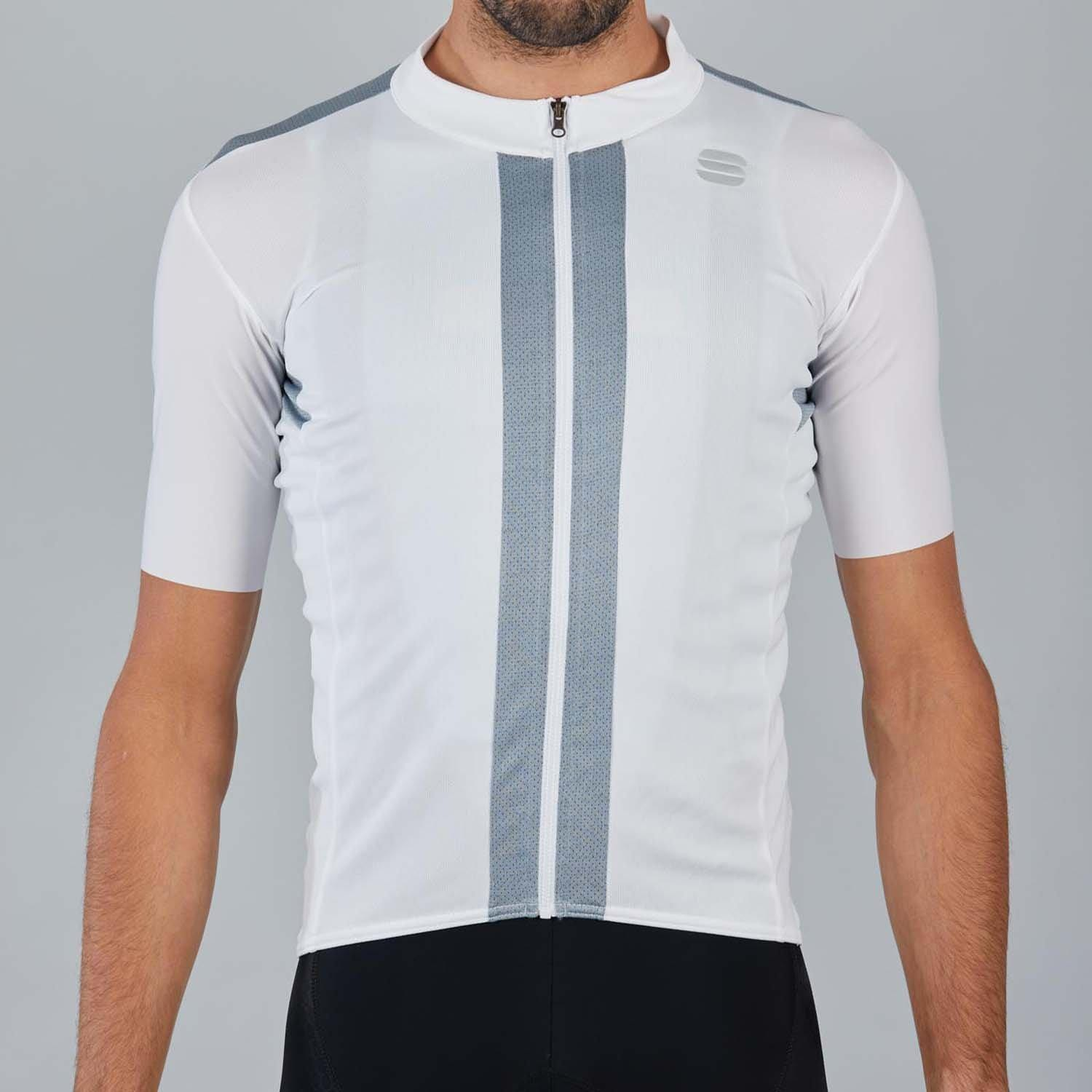 Sportful-Sportful Strike Jersey-White/Black-XS-SF200121011-saddleback-elite-performance-cycling