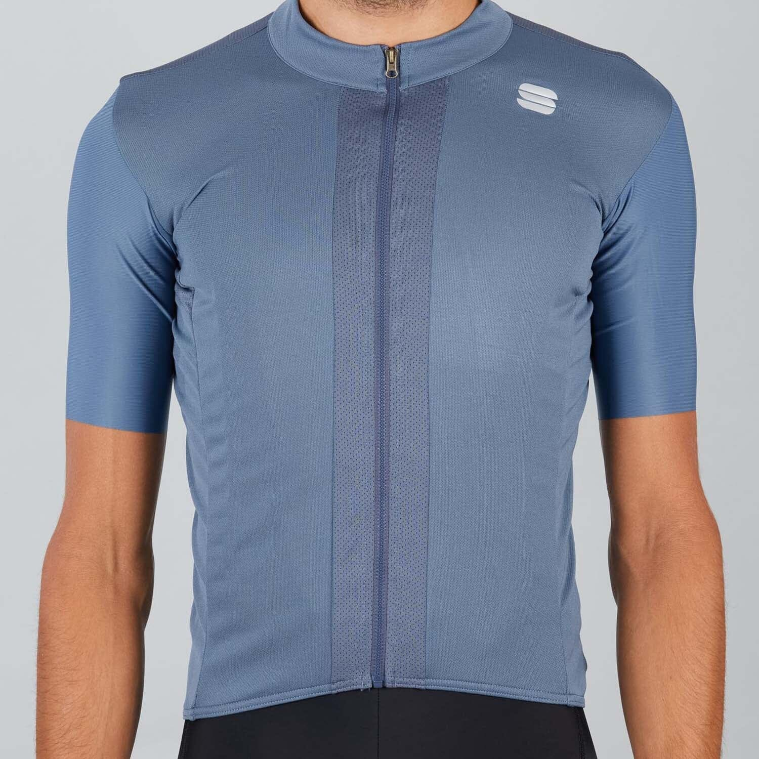 Sportful-Sportful Strike Jersey-Blue Sea/Black-XS-SF200124351-saddleback-elite-performance-cycling