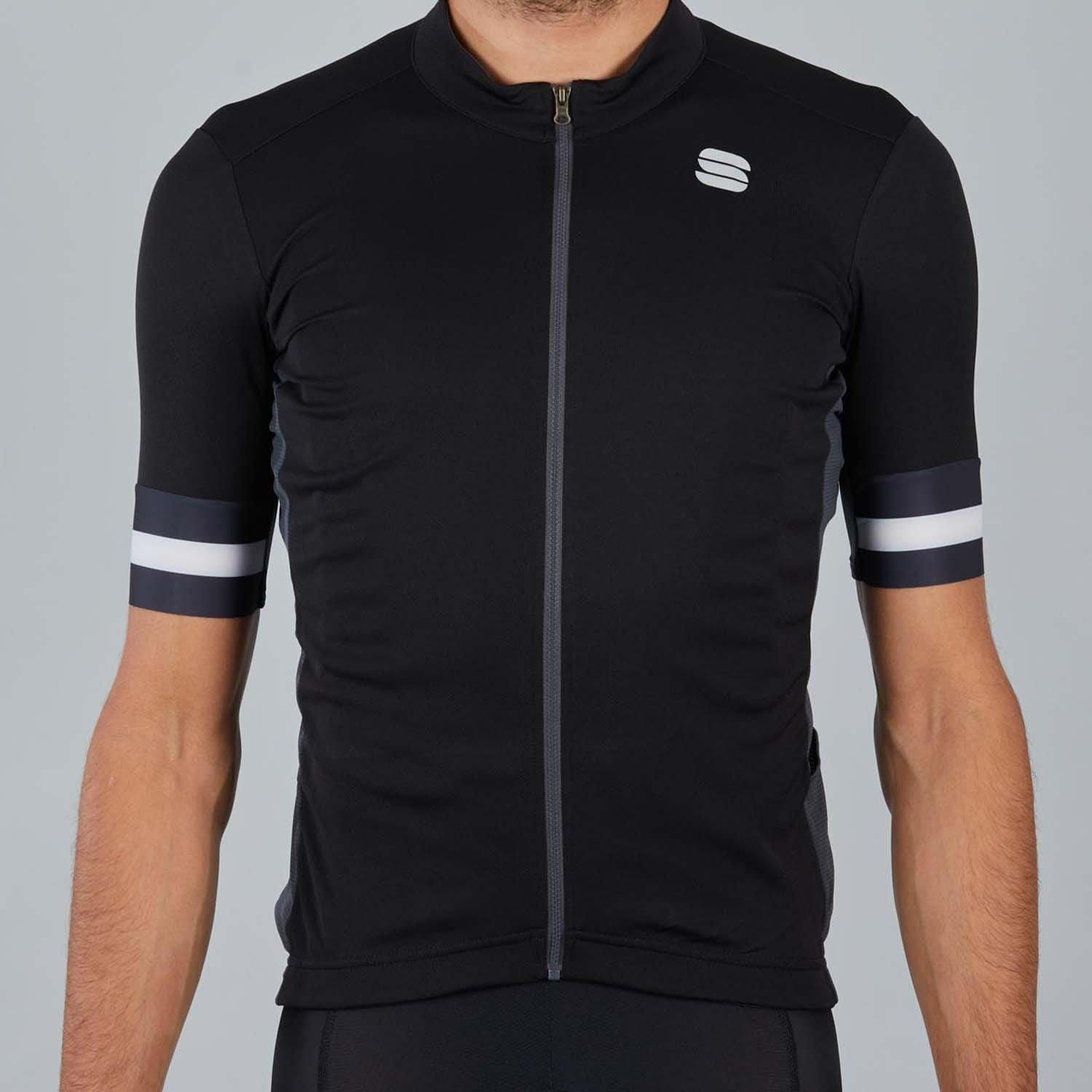 Sportful-Sportful Kite Jersey-Black-XS-SF200150021-saddleback-elite-performance-cycling