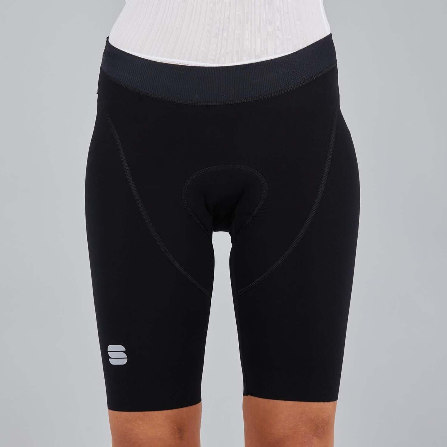 Sportful-Sportful Total Comfort Women's Shorts-Black-XS-SF200390021-saddleback-elite-performance-cycling