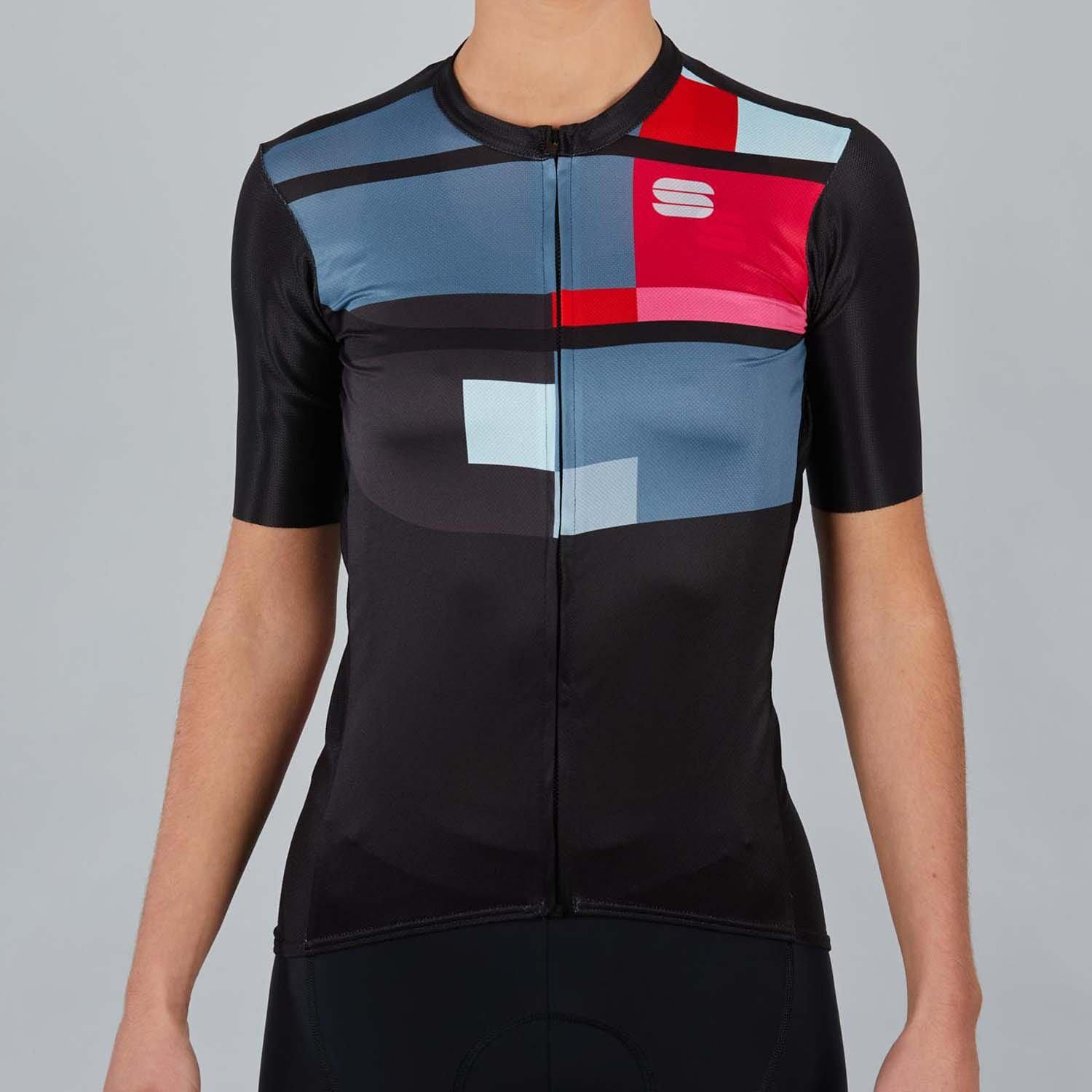 Sportful-Sportful Idea Women's Jersey-Black-XS-SF210820021-saddleback-elite-performance-cycling