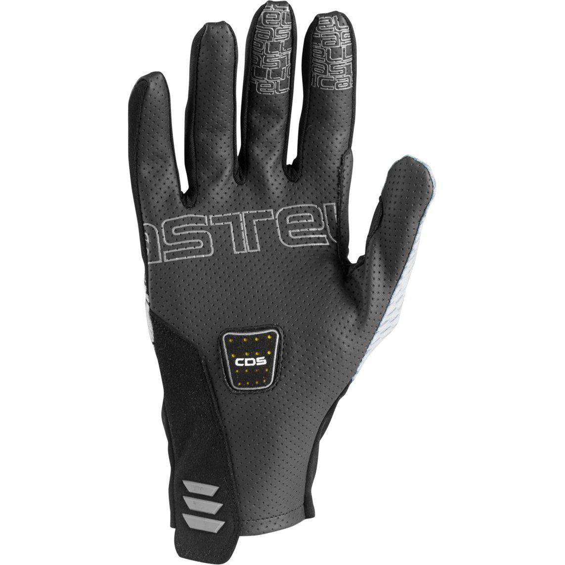 Castelli-Castelli Unlimited Long Finger Gloves-Vortex Gray-XS-CS200348601-saddleback-elite-performance-cycling