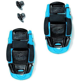 Sidi-Sidi Caliper Buckles-Blue/Black-One Pair-SISPRLEVASD06BB-saddleback-elite-performance-cycling