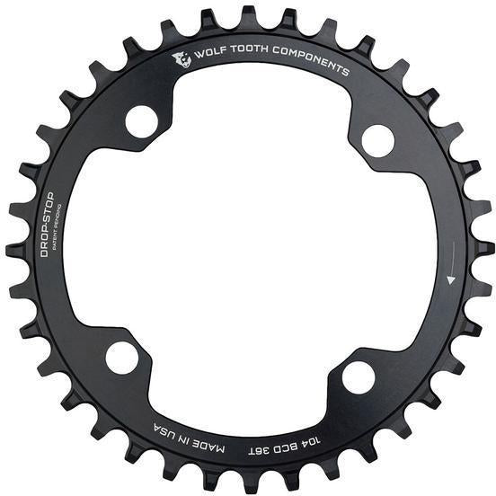 Wolf Tooth-Wolf Tooth 104 BCD Chainring-Black-32t-WT10432-saddleback-elite-performance-cycling