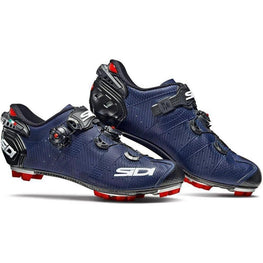 Sidi-Sidi Drako 2 SRS MTB Shoes - Matt-Matt Blue/Black-40-SIDRAKO2MATTBLOPNE40-saddleback-elite-performance-cycling