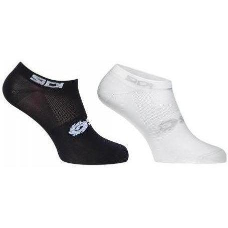 Sidi-Sidi Ghost Socks-35/39-White/Grey-SIPCALZAGHA3539-saddleback-elite-performance-cycling