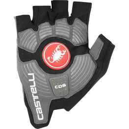 Castelli-Castelli Rosso Corsa Espresso Gloves--saddleback-elite-performance-cycling