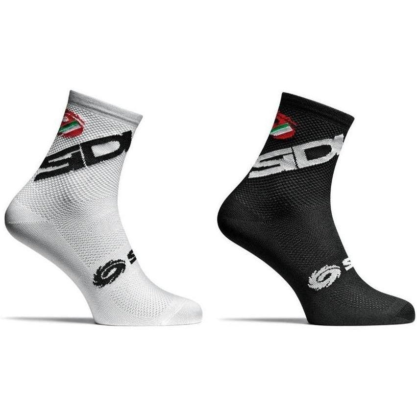 Sidi-Sidi Wind Socks-35/39-White-SIPCALZAWINDA3539-saddleback-elite-performance-cycling